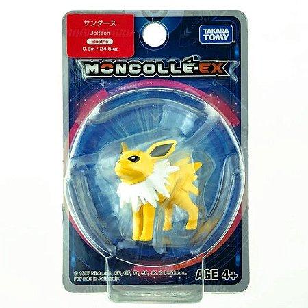 Jolteon Figure colecionável Pokémon Moncolle-ex - Original Takara Tomy