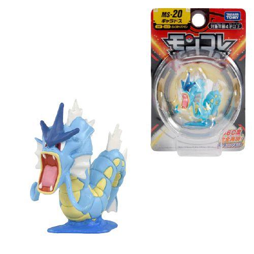 Gyarados Figure colecionável Pokémon - Original Takara Tomy