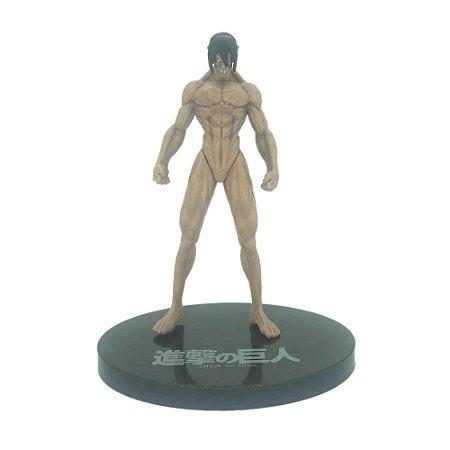 Estátua Figure Eren Yeager Titã de Ataque Attack On Titan 15 Cm - Shingeki No Kyojin
