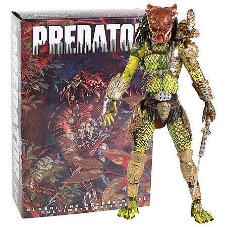 Predador Ultimate Elder The golden Angel - Neca