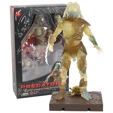 Predador Active Camouflage Falconer Action Figure 13 Cm - Original Hiya