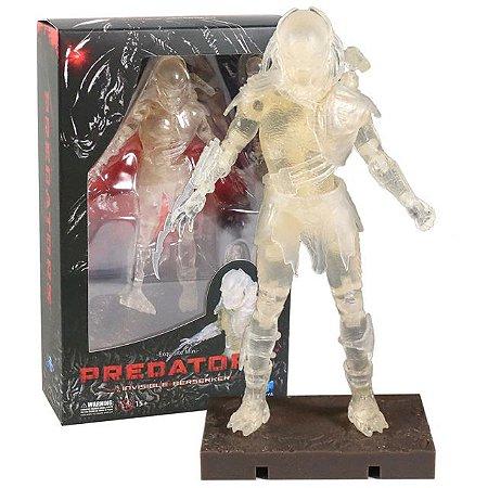 Predador Invisible Berserker Action Figure 13 Cm - Original Hiya