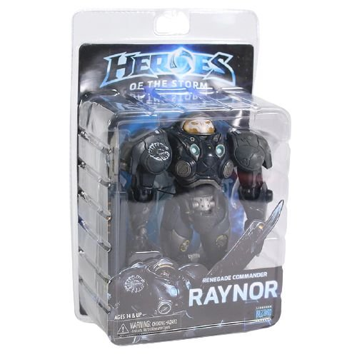 Action Figure Raynor Heroes Of The Storm - Neca