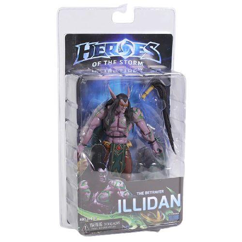 Action Figure Illidan Heroes Of The Storm - Neca
