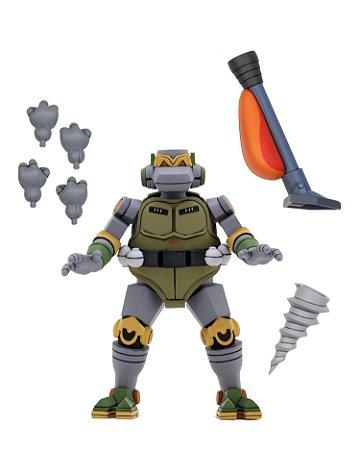 Action Figure Cartoon Metalhead Deluxe TMNT - Ne