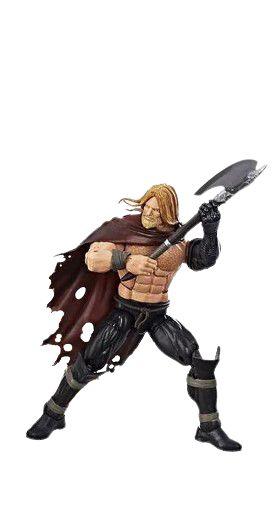 Action Figure Thor Odinson The Mighty Thor Batalha de Asgard Marvel Legends - Hasbro