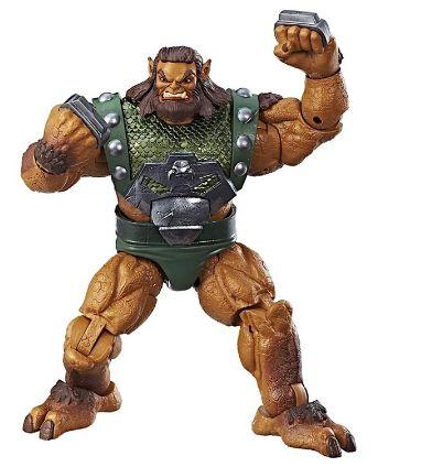Action Figure Ulik The Mighty Thor Batalha de Asgard Marvel Legends - Hasbro