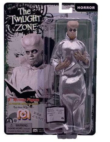 Mego Action Figure The Twilight Zone Oficial Serie Horror Retrô - Mego Corporation