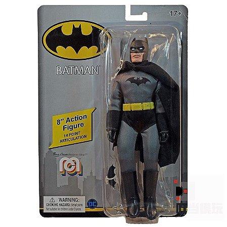 Mego Action Figure Batman Oficial Series Heroes Retrô - Mego Corporation