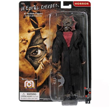 Mego Action Figure Olhos Famintos Oficial Series Horror Retrô - Mego Corporation