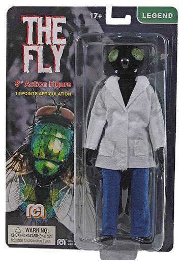 Mego Action Figure The Fly Oficial Series Legend Retrô - Mego Corporation