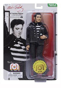 Mego Elvis Presley Oficial Series Music And Movies Retrô - Mego Corporation