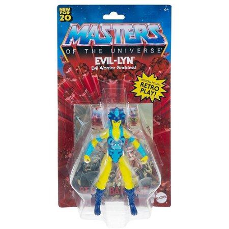 Evil-Lyn Masters Of The Universe Origins Retrô - Mattel