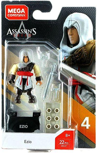 Ezio Assassin's Creed - Mega Construx