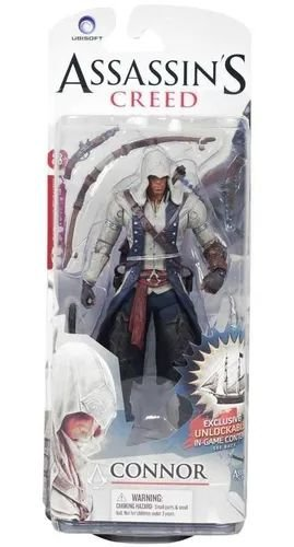 Action Figure Connor Assassin's Creed - Games Geek