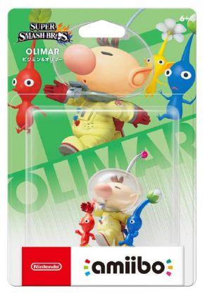 Amiibo Olimar e Pikmin Nintendo WiiU Switch - Games Geek