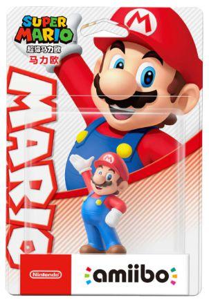 Amiibo Mario Ver. Super Mario Nintendo WiiU Switch - Games Geek