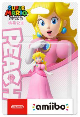 Amiibo Princesa Peach Super Mario Nintendo WiiU Switch - Games Geek