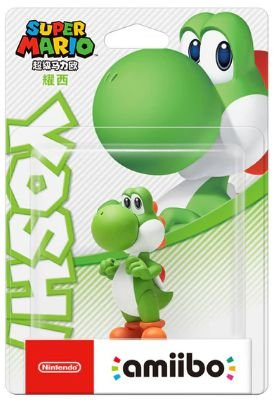 Amiibo Yoshi Super Mario Nintendo WiiU Switch - Games Geek