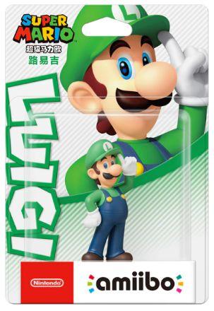 Amiibo Luigi Super Mario Nintendo WiiU Switch - Games Geek