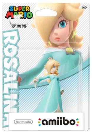 Amiibo Rosalina Super Mario Nintendo WiiU Switch - Games Geek