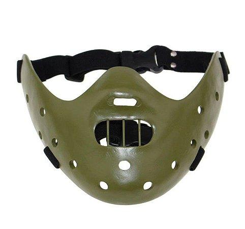 Máscara Hannibal O Silêncio dos Inocentes - Cosplay