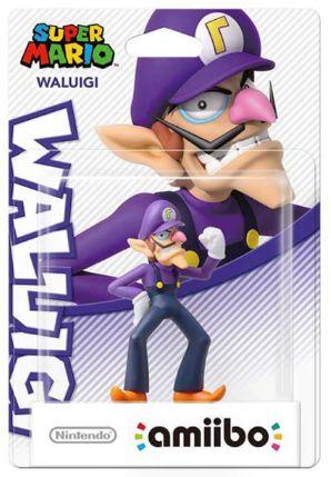 Amiibo Waluigi Super Mario Nintendo WiiU Switch - Games Geek
