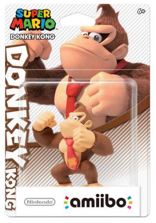 Amiibo Donkey Kong Nintendo WiiU Switch - Games Geek