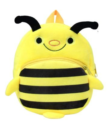 Mochila Infantil Plush Abelha Bee - Escolar