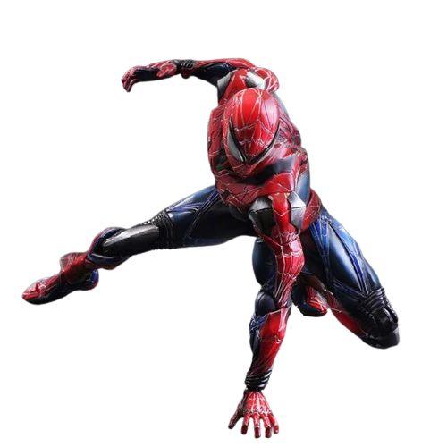 Action Figure Homem Aranha 28 Cm Articulado Arts Kai Variant Spider Man