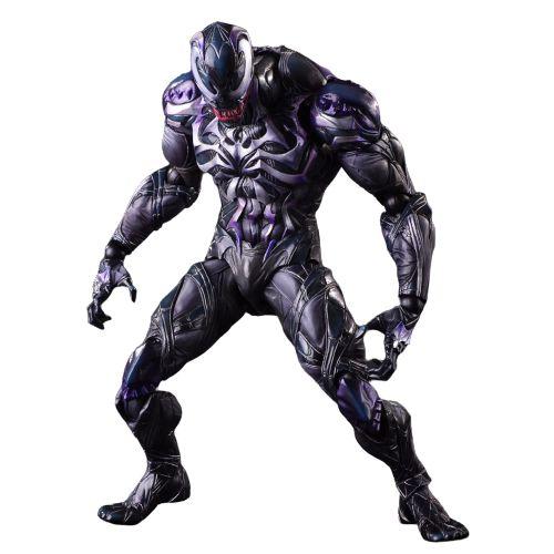 Action Figure Venom 25 Cm Articulado Arts Kai Variant Spider Man