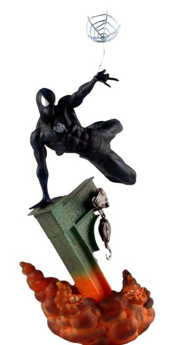 Estátua Homem Aranha 30 Cm Versão II - Spider Man