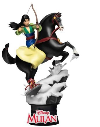 Figure Estátua Mulan Disney - Beast Kingdom