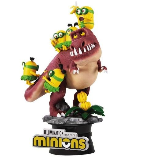 Figure Estátua Minions The Movie - Beast Kingdom