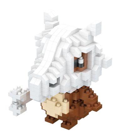 Mini Blocos de Montar Pokémon 12 Cm  -  Cubone