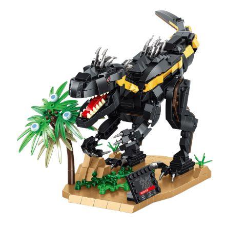 Indoraptor 1500 peças 20 Cm - Blocos de Montar