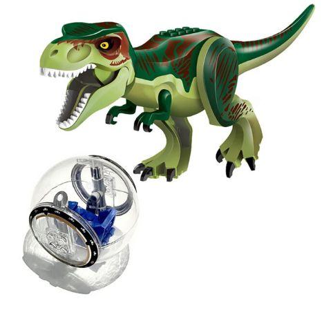 Kit Jurassic Park Blocos de Montar Modelo 8 - Cinema Geek