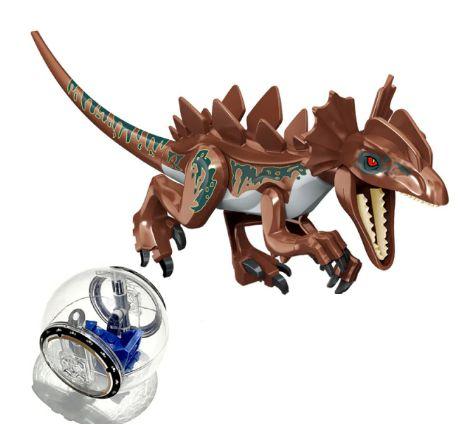 Kit Jurassic Park Blocos de Montar Modelo 15 - Cinema Geek
