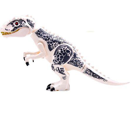Indominus REX 28 Cm de Comprimento Jurassic Park - Blocos de Montar