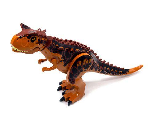 Carnotauro 28 Cm de Comprimento Jurassic Park - Blocos de Montar