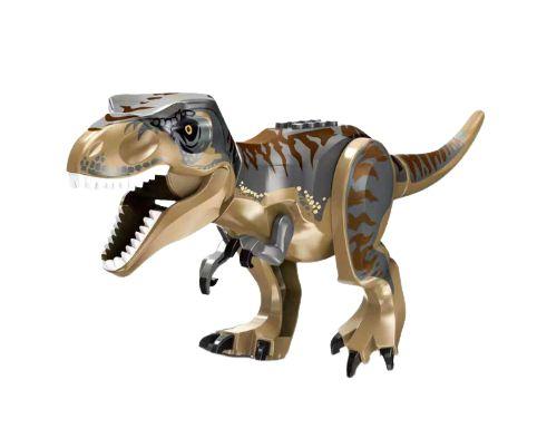Tiranossauro Rex 28 Cm de Comprimento Jurassic Park - Blocos de Montar