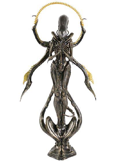 Alien Xenomorph Estátua 28 Cm - Certoys