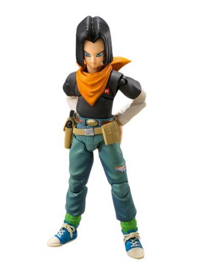 Action Figure Android 17 DBZ - Original Bandai