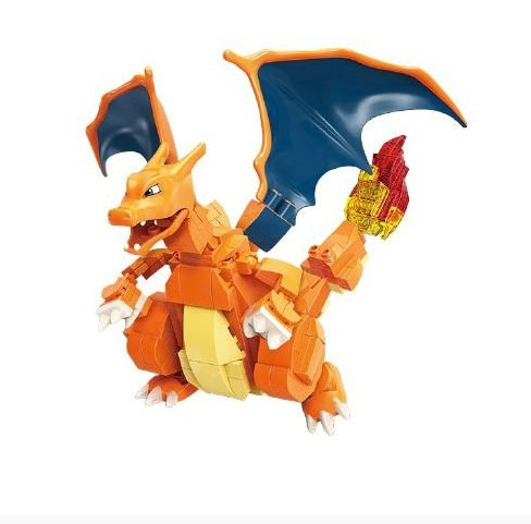 Blocos de Montar Charizard 273 Peças - Pokémon