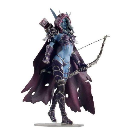 Estátua Fall of the Lich King Sylvanas Windrunner - World Of Warcraft