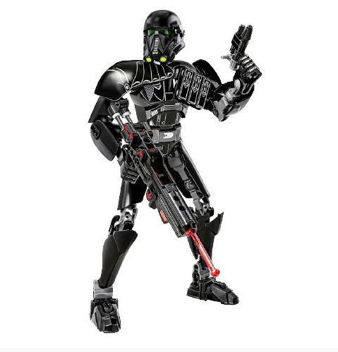 Blocos de Montar Death Troop Imperial 106 peças - Star Wars