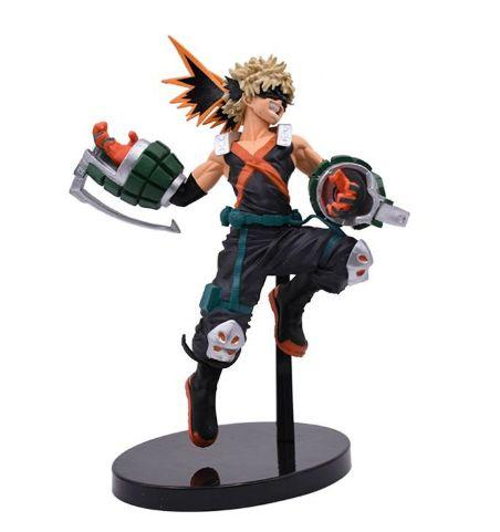 Figure Estátua Bakugo Katsuki Boku No Hero Academia - Animes Geek