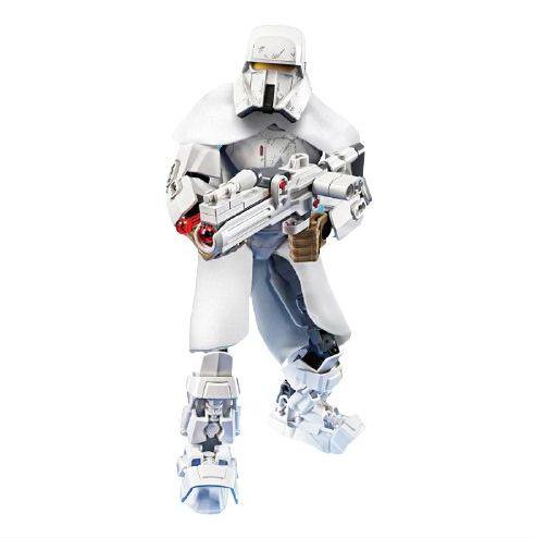 Soldado Range Trooper 101 peças - Blocos de Montar