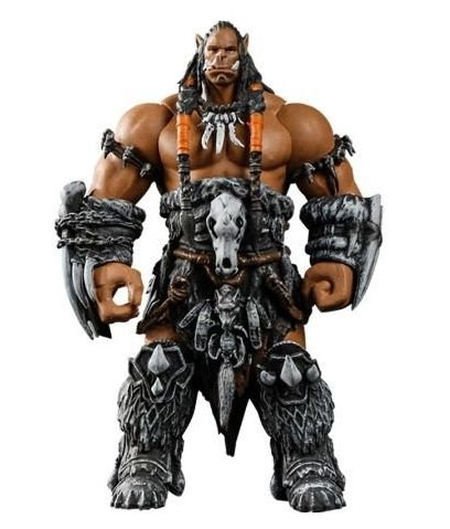Action Figure Durotan 11Cm World Of Warcraft - Games Geek