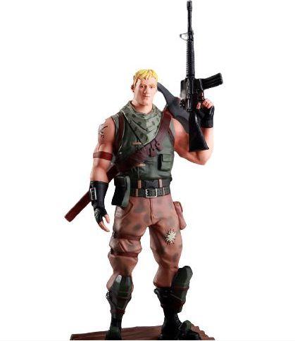 Action Figure Jonesy 21Cm Fortnite - Games Geek